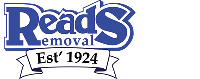 Reads Removals Logo